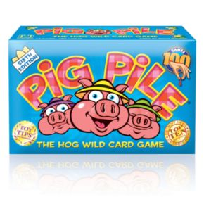 Pig Pile Game by R and R Games