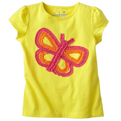 Jumping Beans Butterfly Tee - Toddler