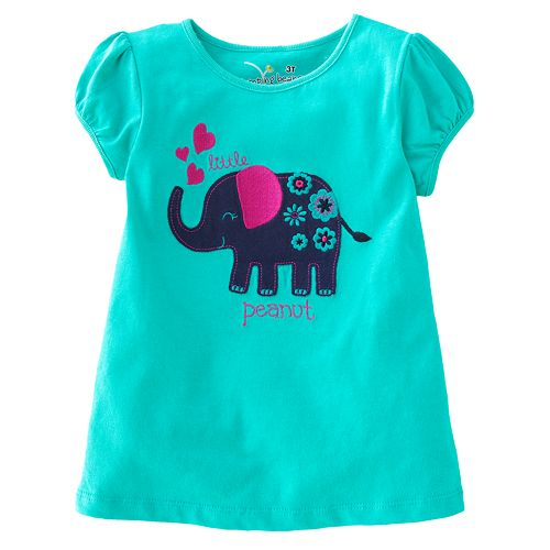 Jumping Beans Little Peanut Tee - Toddler