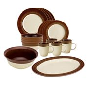 Paula Deen Southern Gathering 18-pc. Dinnerware and Serveware Value Set