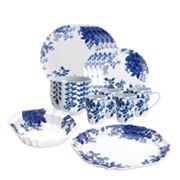 Paula Deen Tatnall Street 18-pc. Dinnerware and Serveware Value Set