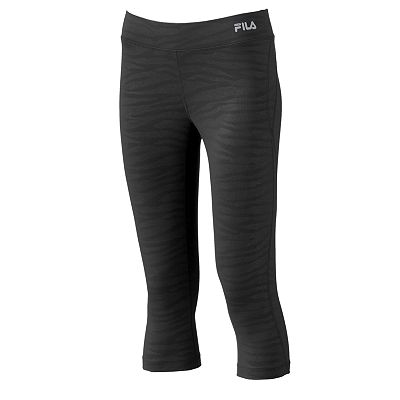 FILA SPORT Animal Performance Running Capris