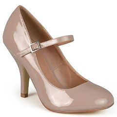 Journee Collection Leslie Women's High Heel Mary Janes