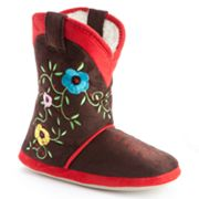 Cicciabella Southern Belle Boot Slippers