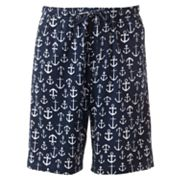 Croft and Barrow Anchor Lounge Shorts