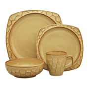 Sango Continental Beige 16-pc. Dinnerware Set
