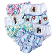 Disney/Pixar Brave Merida 7-pk. Panties - Girls