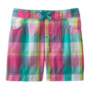 Jumping Beans Plaid Bermuda Shorts - Toddler