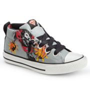 Converse Chuck Taylor All Star Comics Mid-Top Shoes - Boys