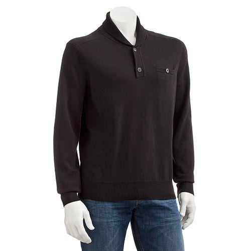 Axist® Shawl Collar Y-Neck Sweater 1dfe3bed6