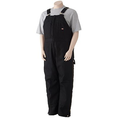Dickies Premium Insulated Bib Overalls - Men