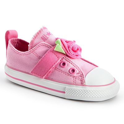 Converse Chuck Taylor All Star Flower Shoes - Toddlers