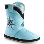 Cicciabella Chambray Boot Slippers
