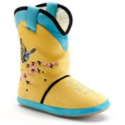 Cicciabella Bella Sunrise Butterfly Boot Slippers