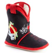 Cicciabella Signature Tattoo Boot Slippers