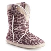 Cicciabella Catwalk Animal Boot Slippers