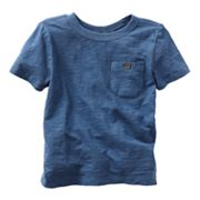 SONOMA life + style Slubbed Pocket Tee - Toddler
