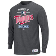 Majestic Minnesota Twins Property Of Tee - Men