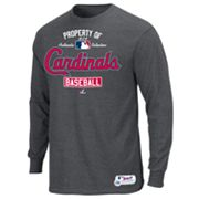 Majestic St. Louis Cardinals Property Of Tee - Men