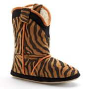 Cicciabella Tigress Boot Slippers