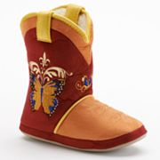 Cicciabella Monarchy Boot Slippers