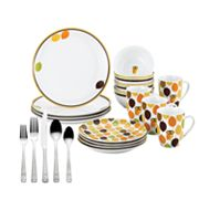 Rachael Ray Little Hoot 36-pc. Dinnerware and Flatware Value Set