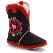 Cicciabella Candy Heart Boot Slippers
