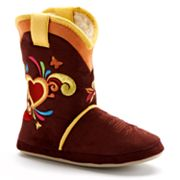 Cicciabella Starburst Heart Boot Slippers