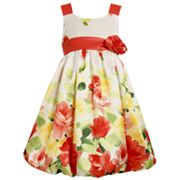 Bonnie Jean Floral Dress - Girls 7-16