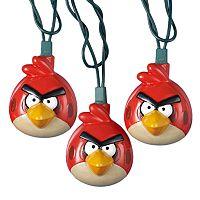 Kurt Adler Angry Birds Light Set