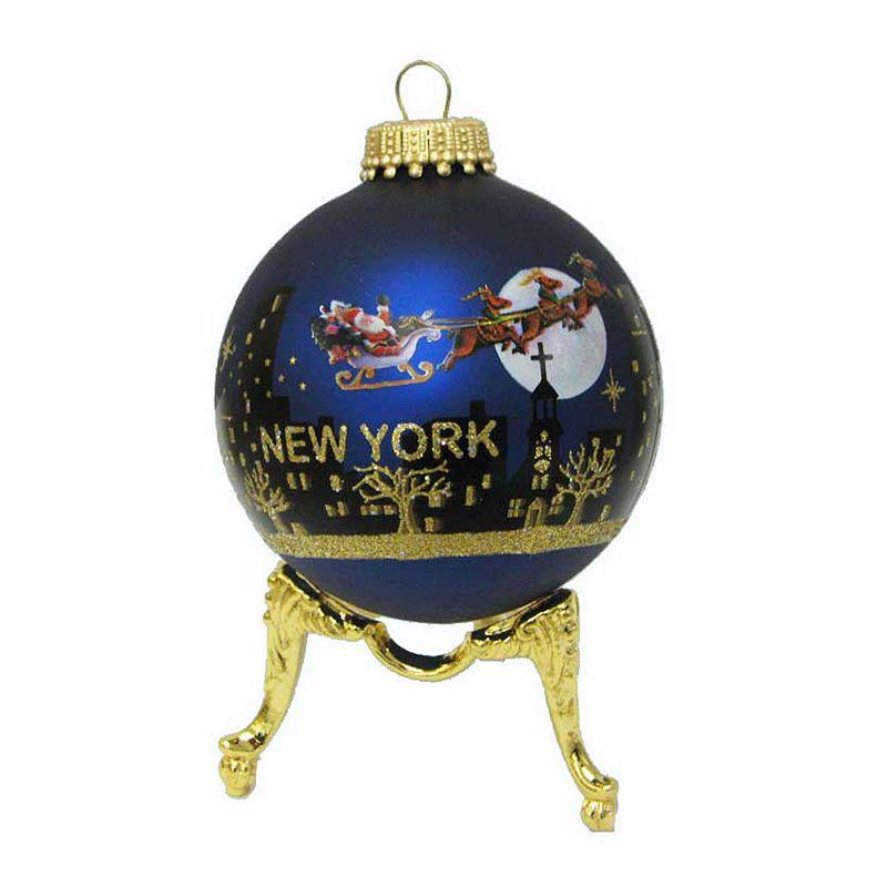 Kurt Adler New York City Skyline Ornament