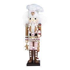 Kurt Adler Hollywood Gingerbread Nutcracker