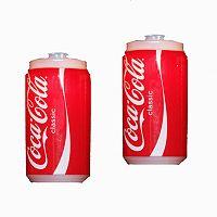 Kurt Adler Indoor Coca-Cola Can Light Set