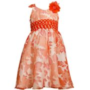 Bonnie Jean Emma Floral Dress - Girls 7-16