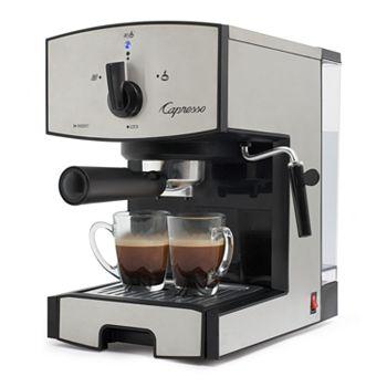 Krups Coffee Maker Kohls : Capresso 4-Cup Espresso & Cappuccino Machine