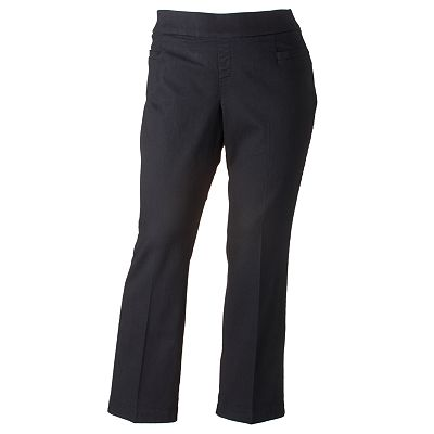 Lee Natural Fit Flare Jeans - Women's Plus