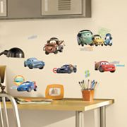 Disney/Pixar Cars 2 Wall Stickers