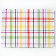 Croft and Barrow Plaid Placemat