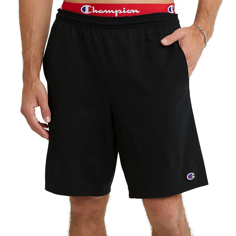 Men s Champion Jersey Shorts ec5816539835
