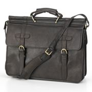 Hidesign Roma 17-in. Laptop Overnight Business Bag