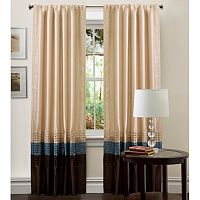 Lush Decor Mia Window Curtain Set - 54
