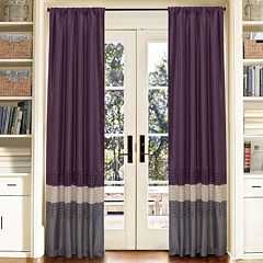 Lush Decor 2-pack Mia Window Curtains - 54' x 84'