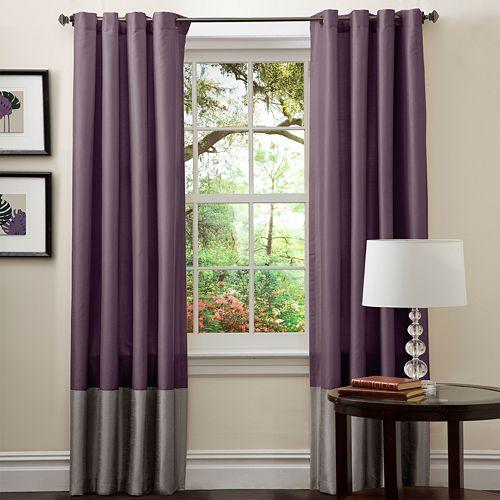 Lush Decor 2-pack Prima Window Curtains - 54'' x 84''
