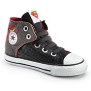 Converse Chuck Taylor All Star Comics High-Top Shoes - Toddler Boys