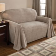 Coral Fleece Large Sofa Furniture Throw