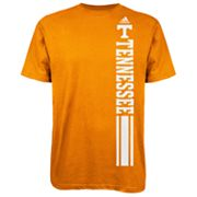 adidas Tennessee Volunteers Lined and Vertical Tee - Men