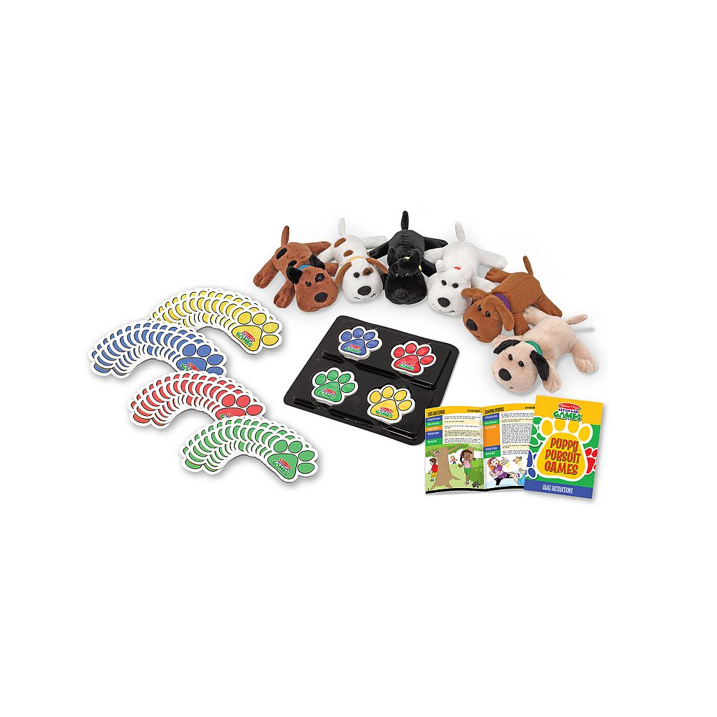 Melissa and Doug Puppy Pursuit