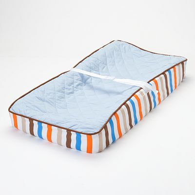 Bacati Mod Sports Changing Pad Cover