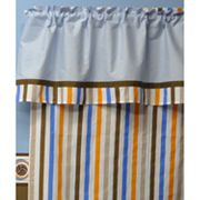 Bacati Mod Sports Window Valance