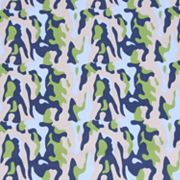 Bacati 2-pk. Camo Air Fitted Crib Sheets